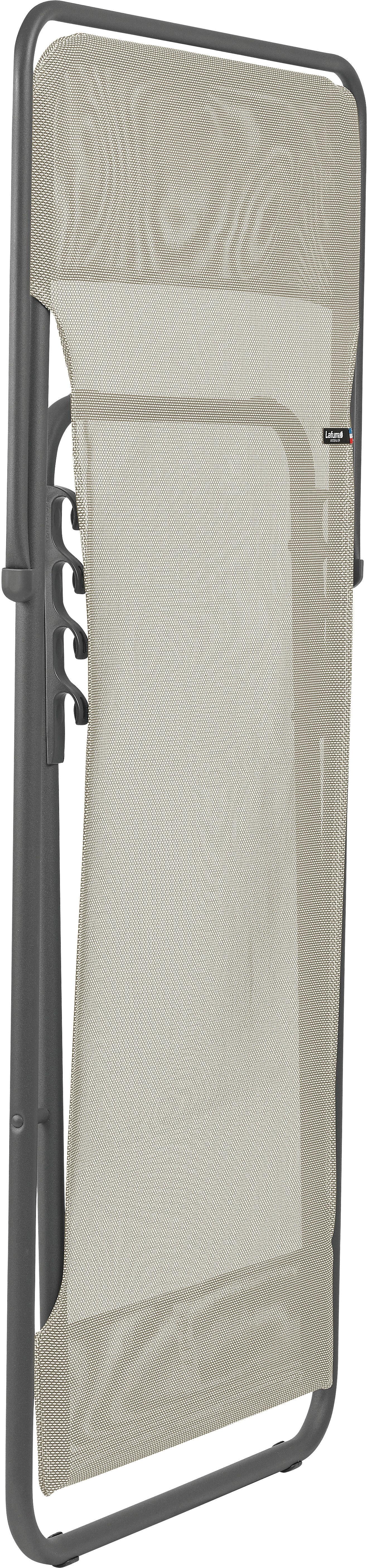 lafuma mobilier maxi transat liegestuhl batyline seigle. Black Bedroom Furniture Sets. Home Design Ideas